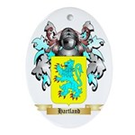 Hartland Ornament (Oval)