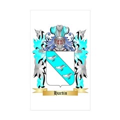 Hartin 2 Sticker (Rectangle 10 pk)
