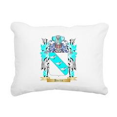 Hartin 2 Rectangular Canvas Pillow