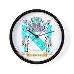 Hartin 2 Wall Clock