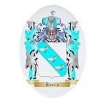 Hartin 2 Ornament (Oval)