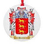 Hartin Round Ornament