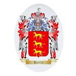 Hartin Ornament (Oval)