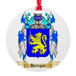 Hartigan Round Ornament