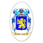 Hartigan Sticker (Oval 50 pk)