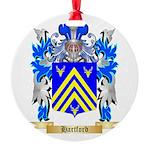 Hartford Round Ornament
