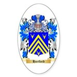 Hartford Sticker (Oval 10 pk)