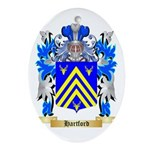 Hartford Ornament (Oval)