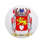 Hart Ornament (Round)