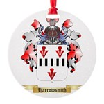 Harrowsmith Round Ornament