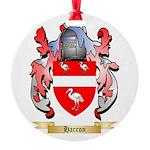 Harron Round Ornament