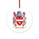 Harron Ornament (Round)