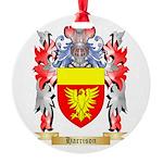 Harrison Round Ornament