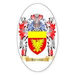 Harrison Sticker (Oval 50 pk)