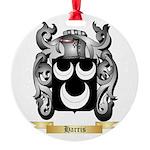Harris Round Ornament