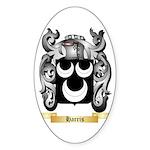 Harris Sticker (Oval)