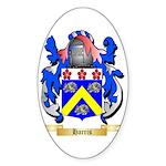 Harris (Ireland) Sticker (Oval 50 pk)