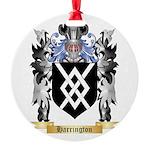 Harrington Round Ornament