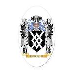 Harrington Oval Car Magnet