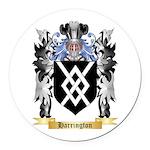 Harrington Round Car Magnet