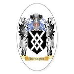 Harrington Sticker (Oval)