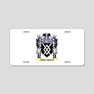 Harrington Aluminum License Plate