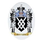Harrington Ornament (Oval)