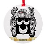 Harries Round Ornament