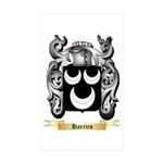 Harries Sticker (Rectangle 50 pk)