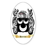 Harries Sticker (Oval 50 pk)