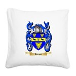 Harpur Square Canvas Pillow