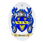 Harpur Ornament (Oval)
