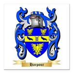 Harpour Square Car Magnet 3