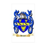 Harper Sticker (Rectangle 10 pk)