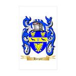 Harper Sticker (Rectangle 50 pk)