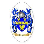 Harper Sticker (Oval)