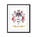 Haro Framed Panel Print