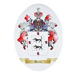 Haro Ornament (Oval)
