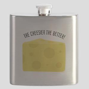Cheesier The Better Flask