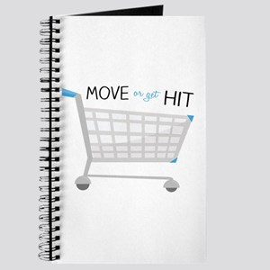 Move Or Get It Journal