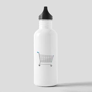 Shopping Cart Water Bottle