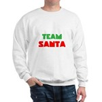 Team Santa Sweatshirt