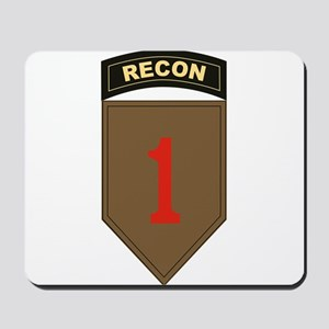 1st ID Recon Mousepad