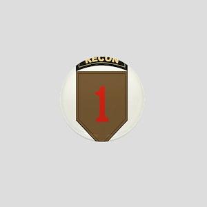 1st ID Recon Mini Button (10 pack)