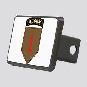 1st ID Recon Rectangular Hitch Cover