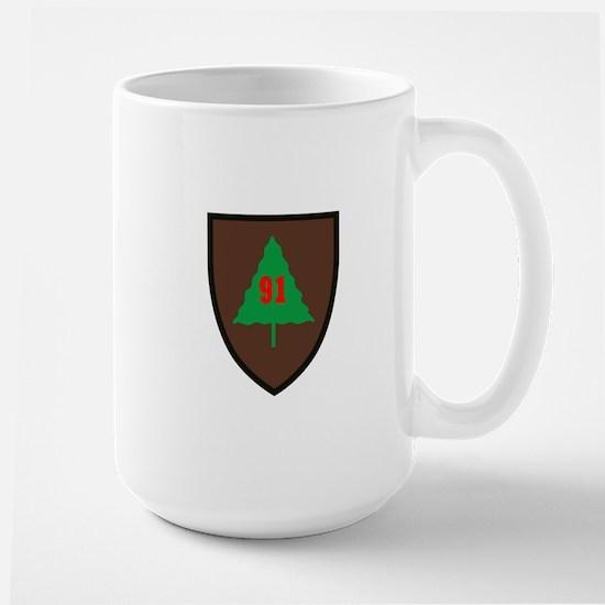 91st Infantry Division Mugs