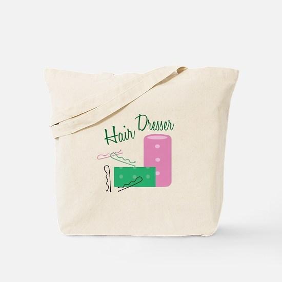 Hair Dresser Tote Bag