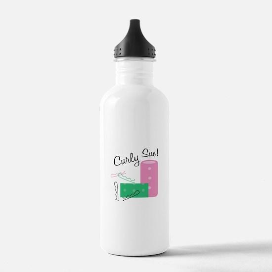 Curly Sue Water Bottle