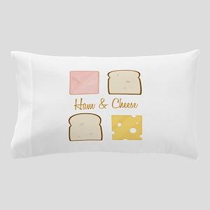 Ham & Cheese Pillow Case