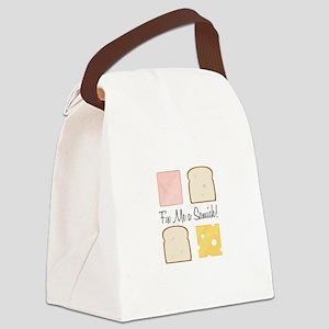 Fix A Samich Canvas Lunch Bag